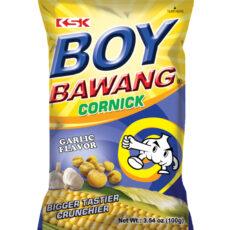Boy Bawang Cornick Garlic Flavour 100 grams