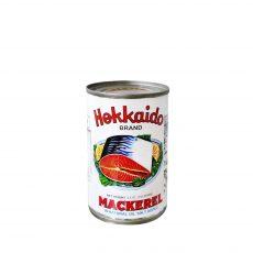 Hokkaido Mackerel In Oil 155 grams