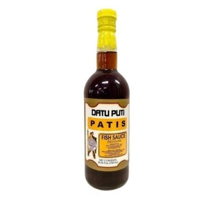 Datu Puti Fish Sauce 705 ml
