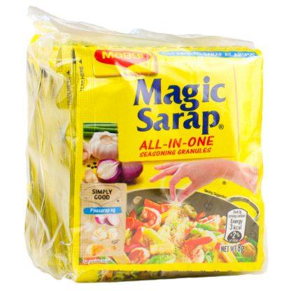 Maggi Magic Sarap All in One Seasoning Granules 12 x 8 grams